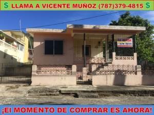 casas en venta o alquiler en Guánica